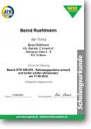 ATR Akademie • Bosch KTS 520-670 - Fahrzeugsysteme schnell und sicher prüfen (Anwender)