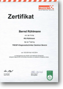 Trost Autoservice Technik SE • Diagnosetechniker Seminar Benzin