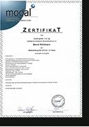 Modal • Weiterbildungsseminar Der KFZ-SV in der Praxis