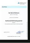TÜV Rheinland Akademie • Weiterbildung Sachkunde KFZ-Schadengutachter