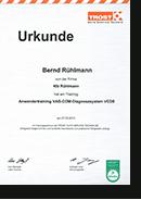 Trost Autoservice Technik SE • Anwendertraining VAG-COM-Diagnosesystem VCDS