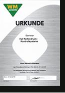 WM Akademie • Weiterbildungsseminar Huf Reifendruck-Kontrollsysteme