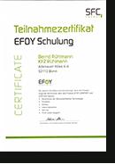 SFC ENERGY • Weiterbildungsseminar EVOY COMFORT und EVOY GO!